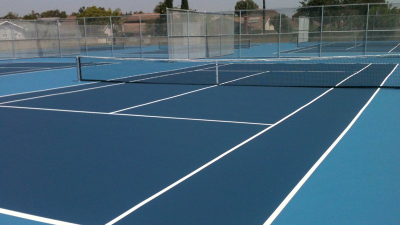 Paddle Tennis Courts Construction