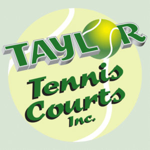 Taylor Tennis Courts Logo